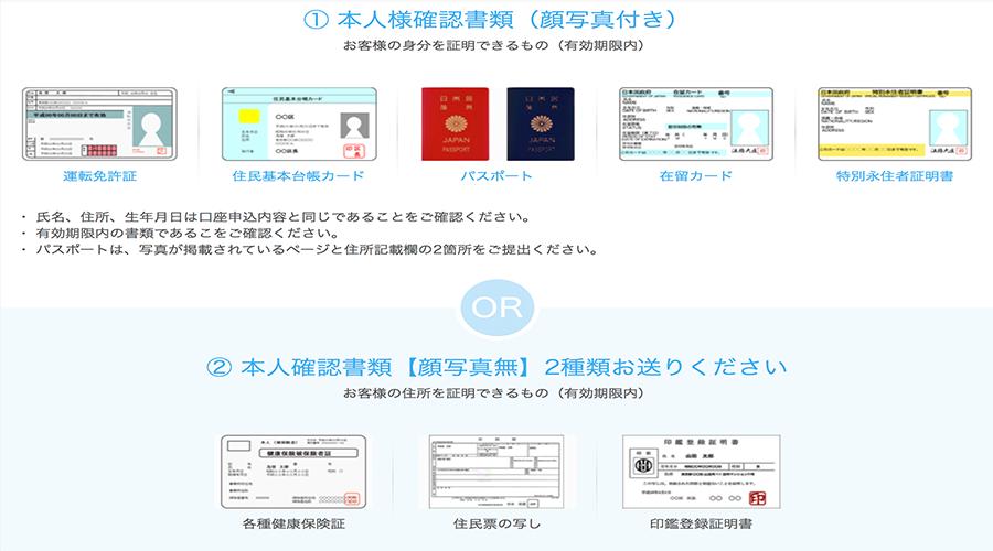 みんなのビットコイン身分証明書
